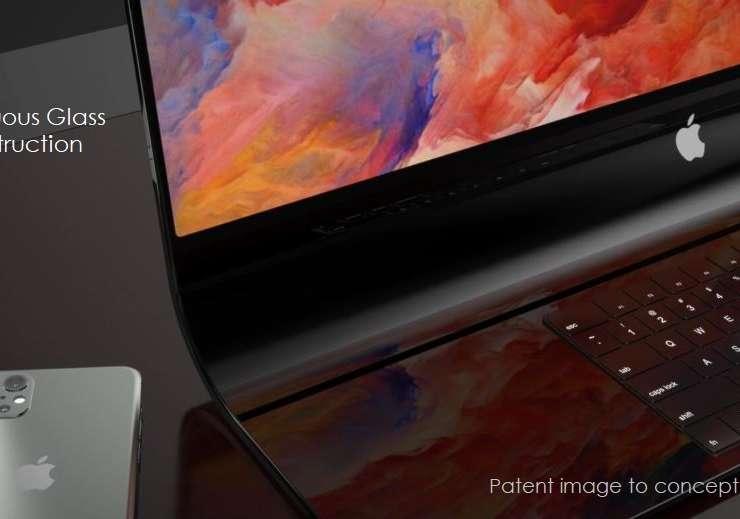 Apple запатентует полностью стеклянный iMac