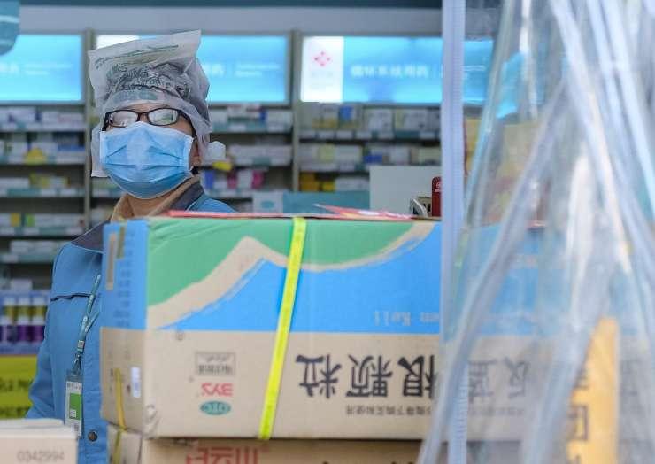 Коронавирус может нарушить логистику поставок из Китая