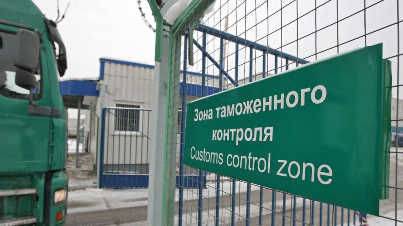 На таможне запустят «зеленый коридор» для товаров первой необходимости