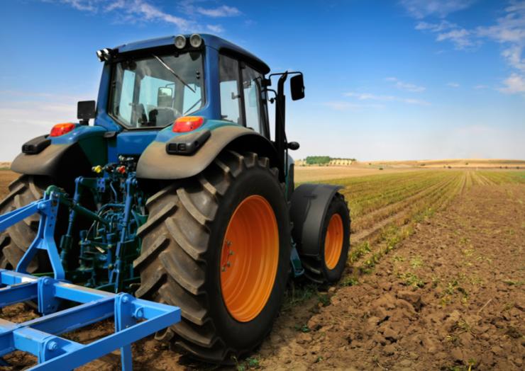 Экспорт сельхозтехники из России за I квартал вырос в 2,2 раза