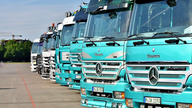 В Москве отложили ввод ограничений на передвижение грузовиков