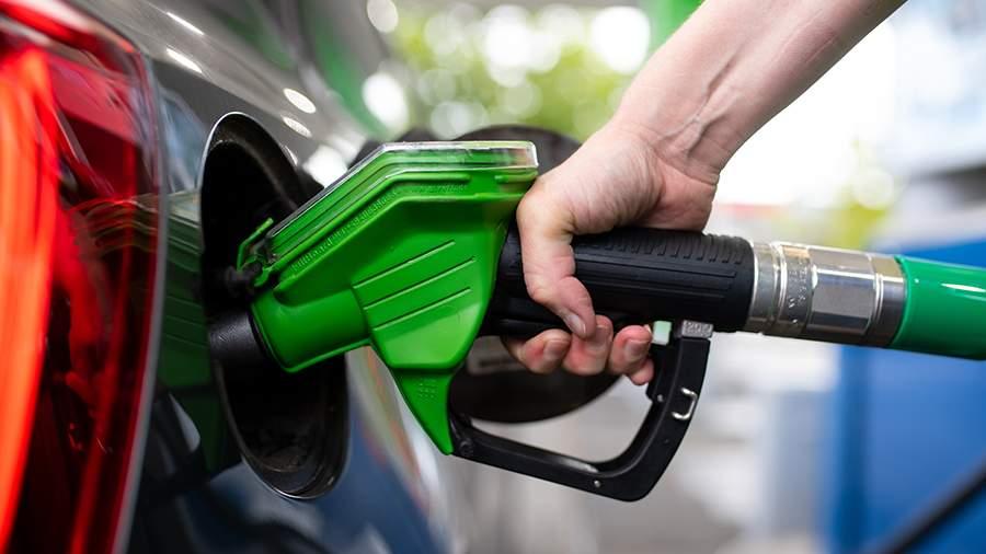 Российские нефтяные компании сократили экспорт бензина