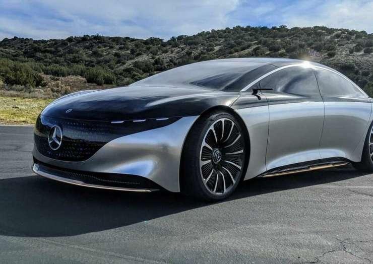 С 2025 года Mercedes-Benz планирует выпускать только электромобили