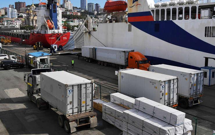 Поставщики продуктов жалуются на рост цен на перевозку до 160%