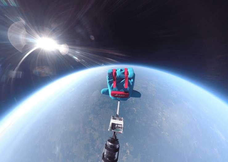 «М.Видео» протестировала экспресс-доставку в космос