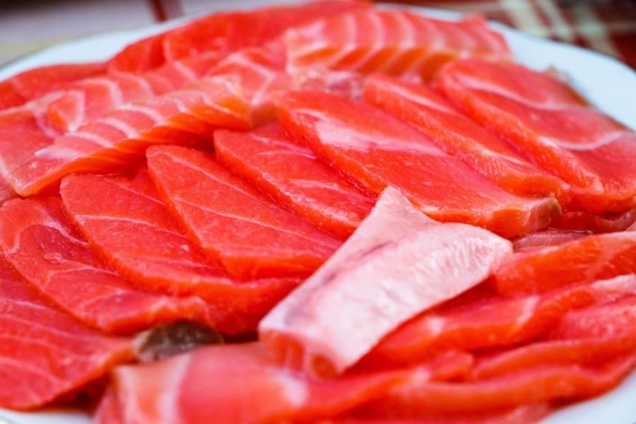 Рестораны японской кухни могут понести убытки из-за резкого сокращения импорта тунца