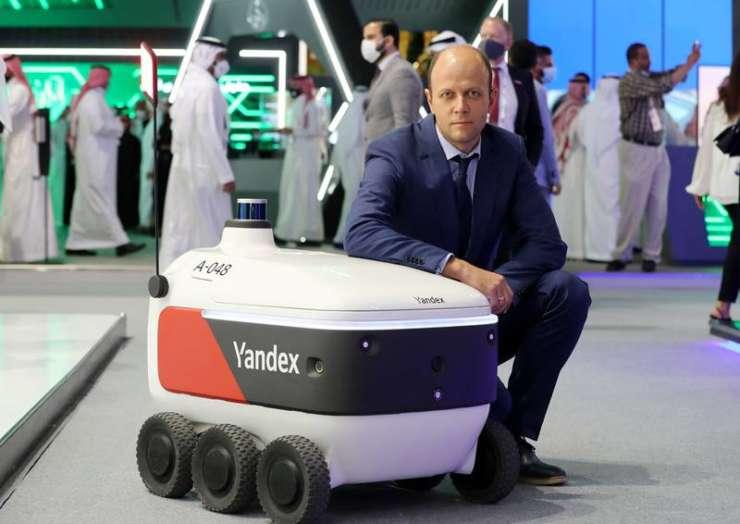 В Дубае появятся роботы-курьеры от «Яндекса»
